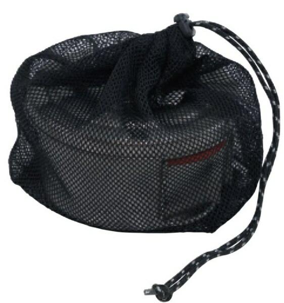 エバニューEVERNEW570用メッシュ袋(21×16×6cm)EBY225