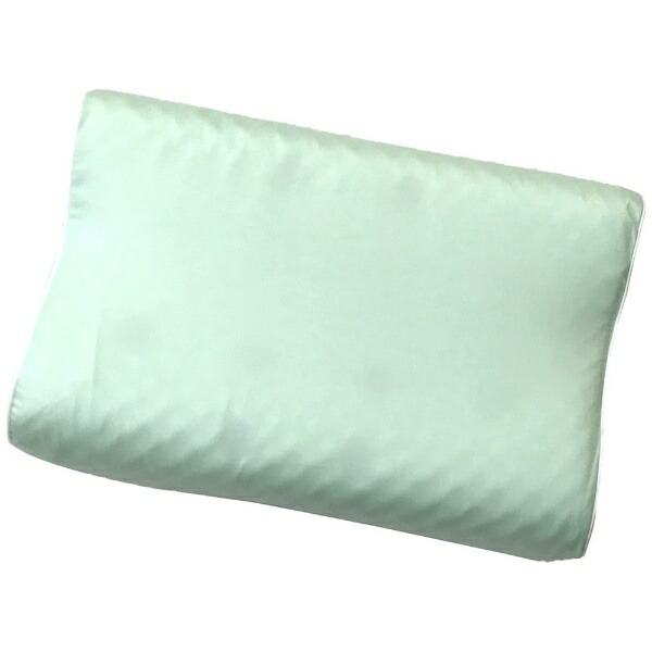 村中商工こだわり枕本舗肩にやさしい枕健康磁気まくらグリーン【日本製】