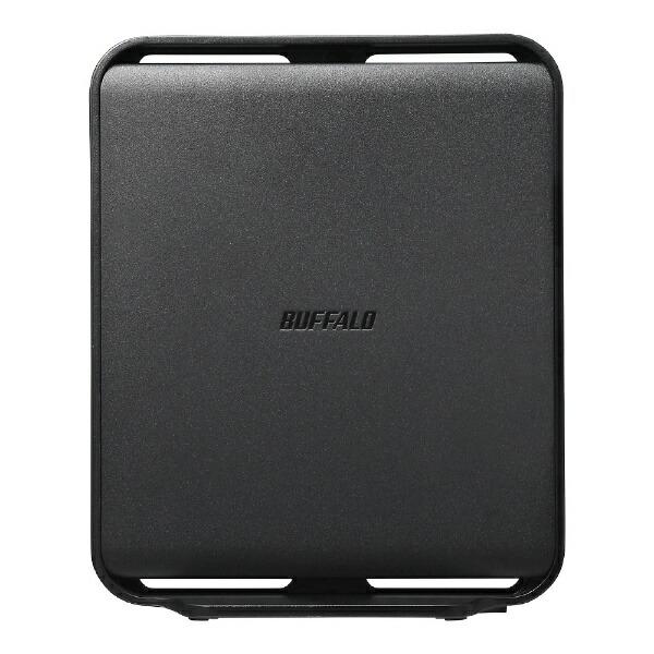 BUFFALOバッファローWSR-1166DHPL2無線LAN親機wifiルーター866+300MbpsIPv6対応ブラック[ac/n/a/g/b][無線LANルーター]