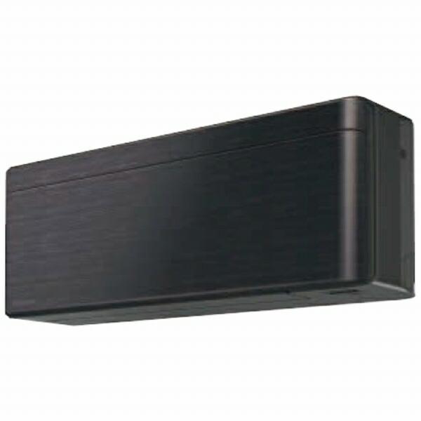 ダイキンDAIKINエアコン10畳エアコン2020年risora(リソラ)SシリーズブラックウッドAN28XSS-K[おもに10畳用/100V]
