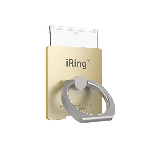 UNIQユニークiRingLINK2「リングスタンド」ゴールドゴールドUMS-IR09ILGO2