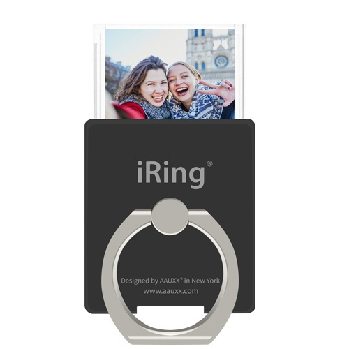 UNIQユニークiRingLINK2「リングスタンド」ローズゴールドローズゴールドUMS-IR09ILRG2