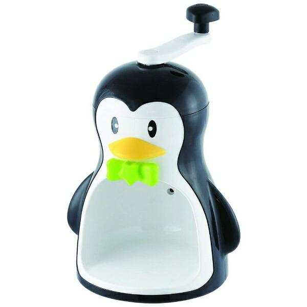 パール金属PEARLMETALD-1323ペンギンかき氷器クルーズブラック