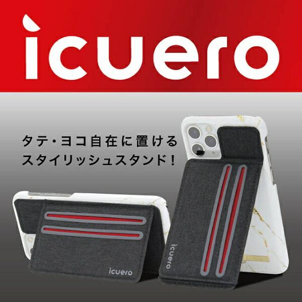 イツワ商事ITSUWASHOJIIPHONE11PROMAX/11/11PROICUEROWALLETBLACKICUERO-WS-IP11BK