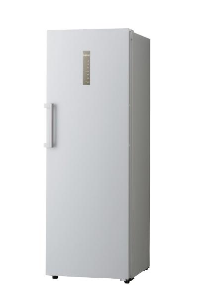 ハイアールHaier冷凍庫ホワイトJF-NUF280A-W[1ドア/右開きタイプ/280L]《基本設置料金セット》