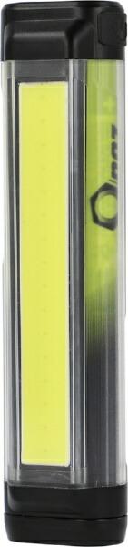 ジェントスGENTOSOZ-134Dハンディワークライト電池式/LED/防塵・防滴/底面マグネット/広範囲照射/2段階調光OZ-134D[LED/単3乾電池×4/防水]