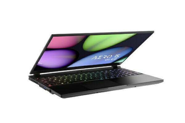 GIGABYTEギガバイトKB-8JP5130SPゲーミングノートパソコンAERO15OLED[15.6型/intelCorei7/SSD:512GB/メモリ:16GB/2020年4月モデル]