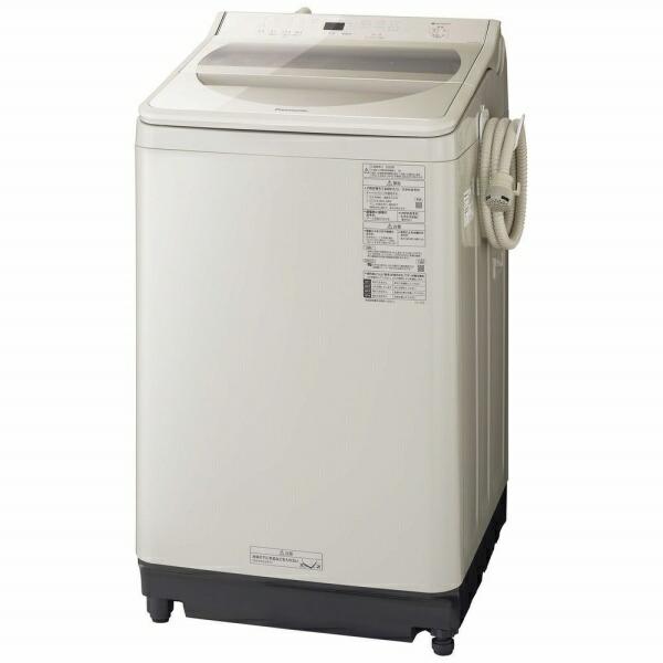 パナソニックPanasonicNA-FA90H8-C全自動洗濯機ストーンベージュ[洗濯9.0kg/乾燥機能無/上開き][洗濯機9kg]