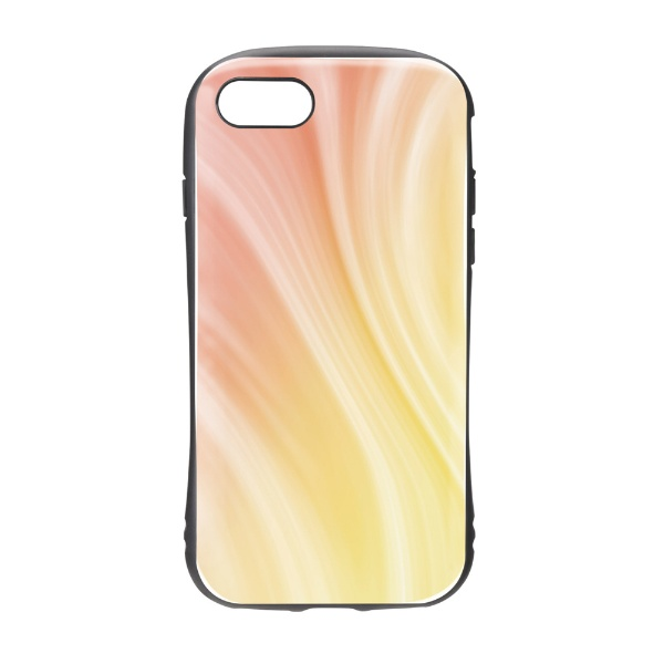 PGAiPhoneSE(第2世代)ハイブリッドタフケースオレンジPG-20MPT04OR
