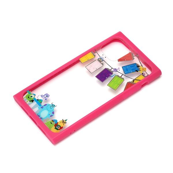PGAiPhone11Pro用ガラスタフケースモンスターズ・インクPremiumStyleモンスターズ・インクPG-DGT19A53MOI