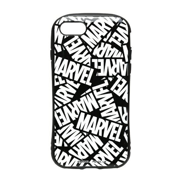 PGAiPhoneSE(第2世代)ハイブリッドタフケースロゴ/ブラックPG-DPT20M10MVL