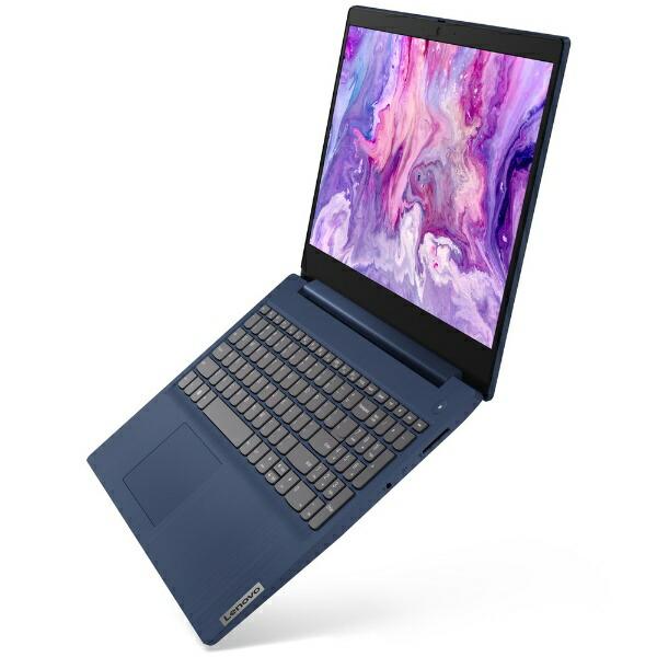 レノボジャパンLenovo81Y300DNJP81Y300DNJPLenovoIdeaPadL350アビスブルー「15.6型/Celeron/SSD256GB/メモリー4GB/2020年5月モデル」アビスブルー[15.6型/intelCeleron/SSD:256GB/メモリ:4GB][ノートパソコン15.6インチoffice付き新品]