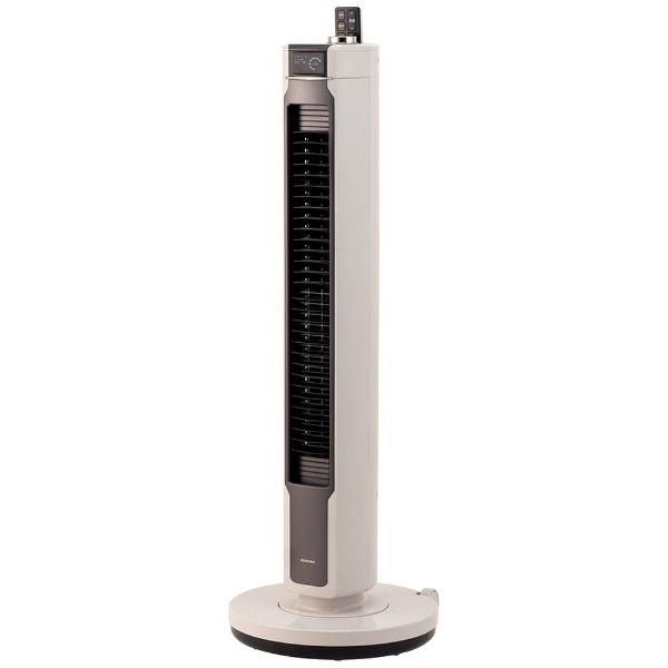 コイズミKOIZUMIKTF0501Hタワーファン(扇風機)灰色