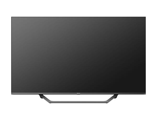 ハイセンスHisense液晶テレビU75Fシリーズヘアライングレー65U75F[65V型/4K対応/BS・CS4Kチューナー内蔵/YouTube対応][テレビ65型65インチ]【point_rb】