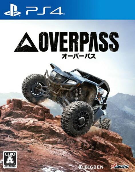 オーイズミアミュージオOizumiAmuzioオーバーパス【PS4】【代金引換配送不可】