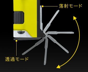 レイメイ藤井ハンディ顕微鏡DXグレーRXT300N
