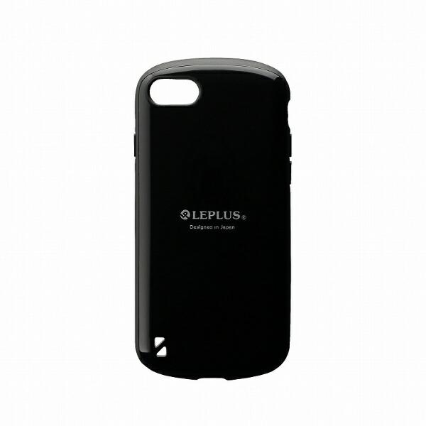 MSソリューションズiPhoneSE(第2世代)4.7インチ耐衝撃ハイブリッドケース「PALLET」LP-I9PLBKブラック