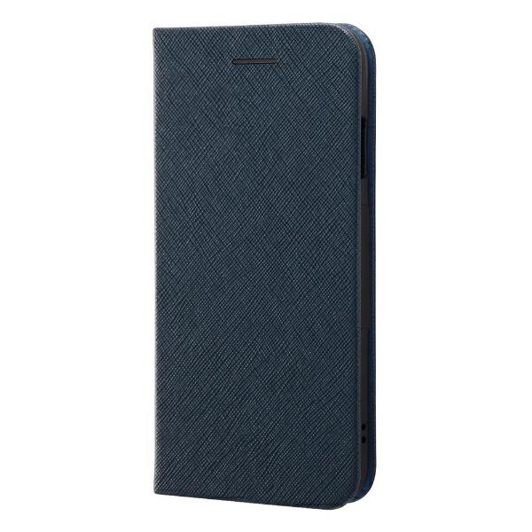 レイアウトrayoutiPhoneSE(第2世代)4.7インチ/8/7手帳マグネットタイプRT-P24SLC3/JNネイビー