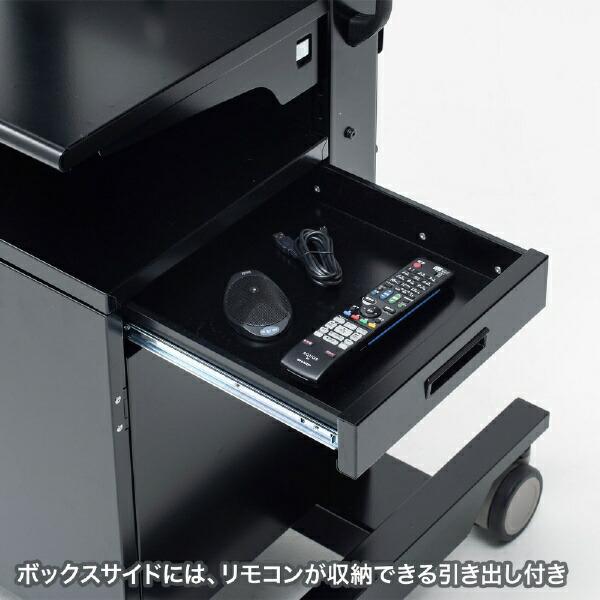 サンワサプライSANWASUPPLYCR-PL39BKテレビ会議用ディスプレイスタンド