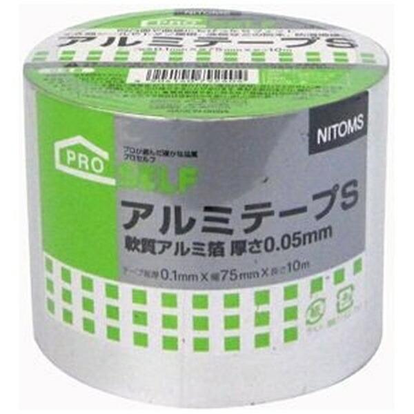 ニトムズNitomsアルミテープS75X10J3240