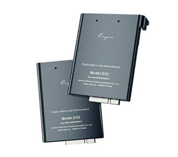 カインCayinオーディオマザーボード・ES9038Q2MデュアルDAC搭載AMBE02