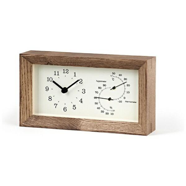 タカタレムノスLemnos時計フレームブラウンLC1314BW