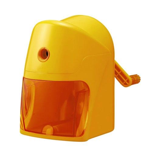 クツワKUTSUWAスーパー安全えんぴつけずり(オレンジ)RS025OR