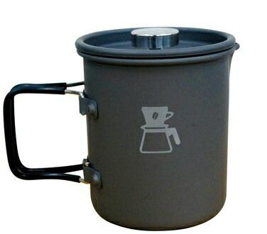 ハイマウントHIGHMOUNTコーヒーメーカー(約φ95×125mm)46161