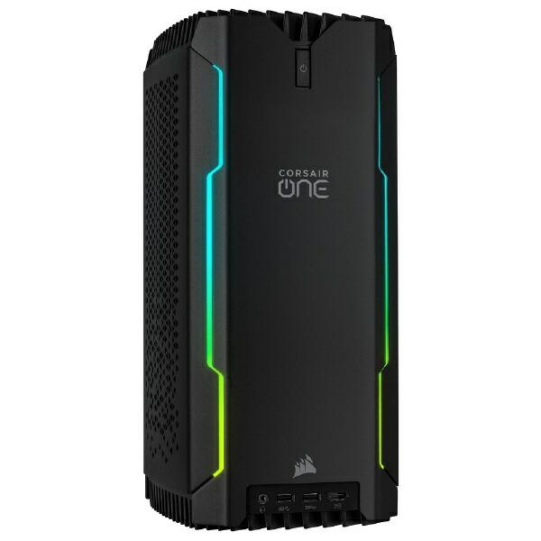 CORSAIRコルセアCS-9020007-JPゲーミングデスクトップパソコンCORSAIRONEi164[モニター無し/intelCorei9/メモリ:32GB/HDD:2TB/SSD:960GB/2020年5月モデル]