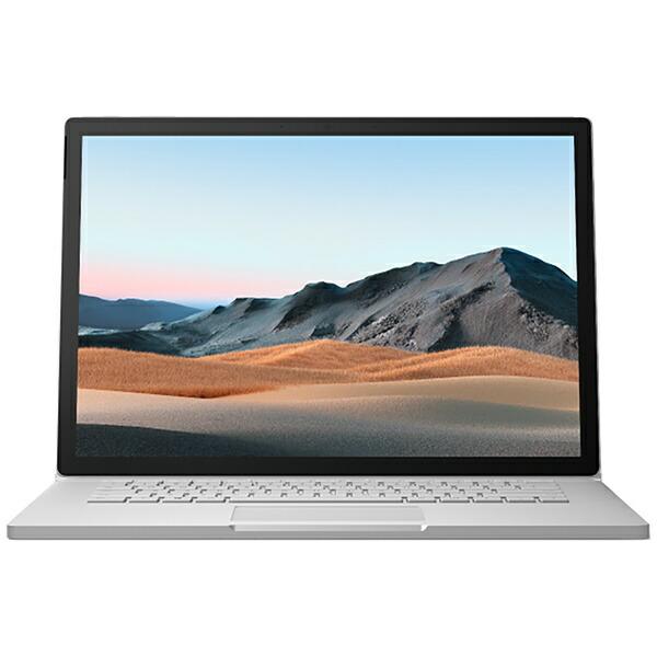 マイクロソフトMicrosoftSurfaceBook3[15型/SSD256GB/メモリ16GB/Intelcorei7/プラチナ/2020年]SLZ-00018ノートパソコン[15インチoffice付き新品windows10]