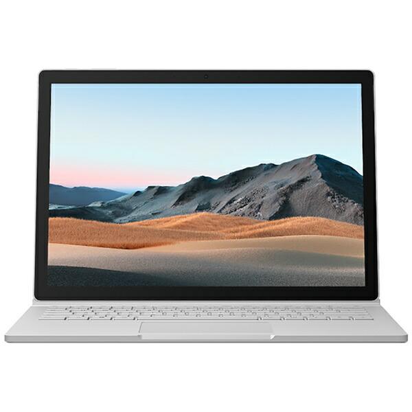 マイクロソフトMicrosoftSurfaceBook3[13.5型/SSD512GB/メモリ32GB/Intelcorei7/プラチナ/2020年]SLK-00018ノートパソコン[13.5インチoffice付き新品windows10]