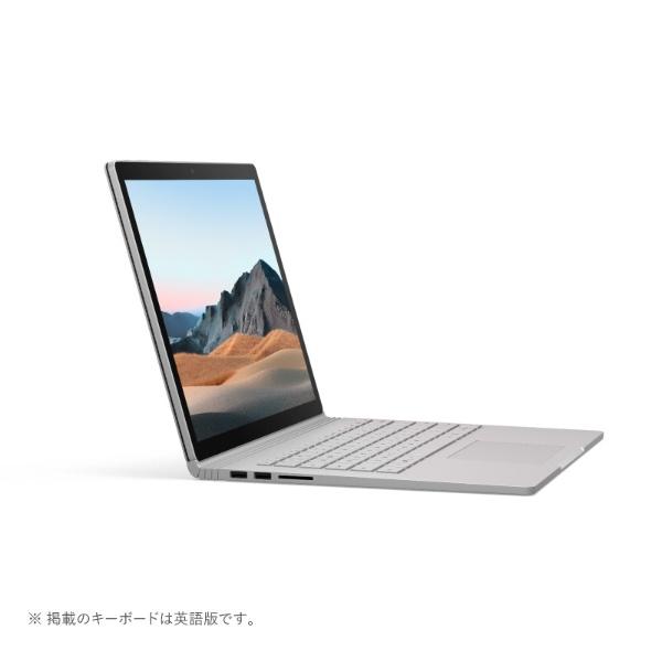 マイクロソフトMicrosoftSurfaceBook3[13.5型/SSD1TB/メモリ32GB/Intelcorei7/プラチナ/2020年]SLS-00018ノートパソコン[13.5インチoffice付き新品windows10]
