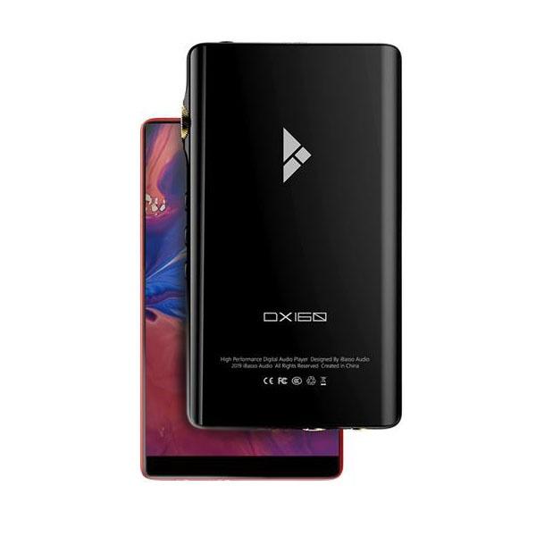 iBassoAudioアイバッソオーディオデジタルオーディオプレーヤーiBassoAudioDX160ver.2020ブラックDX160V2BK[32GB]