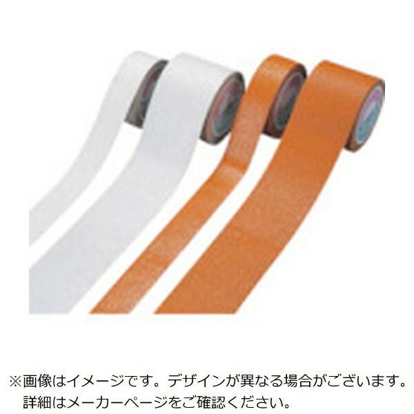 日本緑十字JAPANGREENCROSS緑十字屋外用ラインテープ(反射)黄50mm幅×5m合成ゴム105056