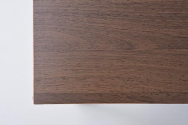 ヤマゼンYAMAZENラック付デスク(W1200xD645mm)ココアブラウン/ブラックMRPE-1260