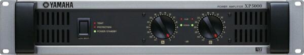 ヤマハYAMAHAパワーアンプリファイアーXP5000