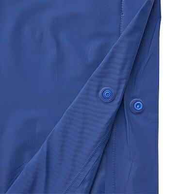 LIPNERリプナーLIPNERPVCポンチョ(ブルー)23712159