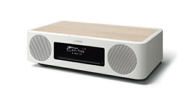 ヤマハYAMAHAミニコンポ木目/ナチュラルTSX-B237MN[ワイドFM対応/Bluetooth対応][CDコンポ高音質]