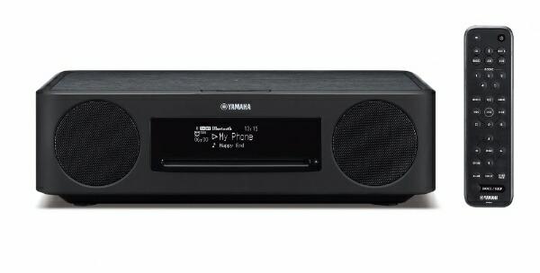 ヤマハYAMAHAミニコンポ木目/ブラウンTSX-B237MB[ワイドFM対応/Bluetooth対応][CDコンポ高音質]