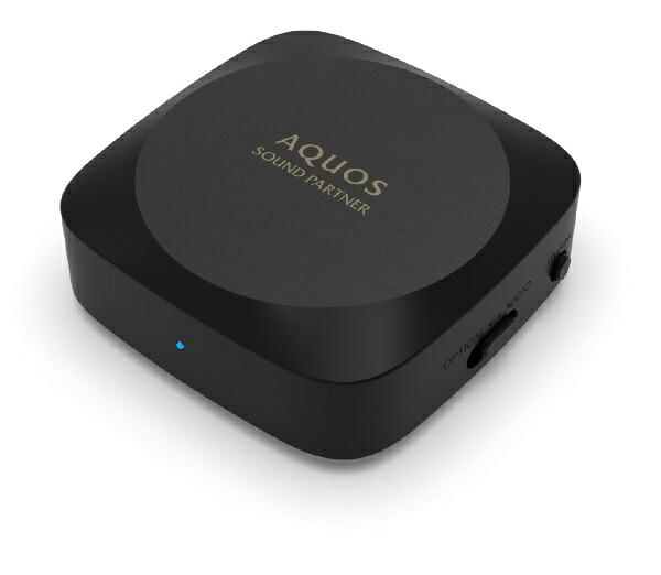 シャープSHARPネックスピーカーAQUOSサウンドパートナーホワイトAN-SS2-W[Bluetooth対応/防水][首掛けスピーカー]