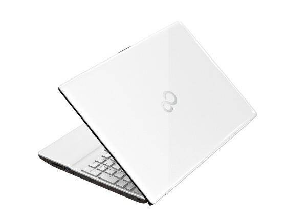 富士通FUJITSUFMVA76E1WBノートパソコンFMVLIFEBOOKAH76/E1プレミアムホワイト[15.6型/AMDRyzen7/SSD:512GB/メモリ:8GB/2020年6月モデル][15.6インチoffice付き新品windows10]
