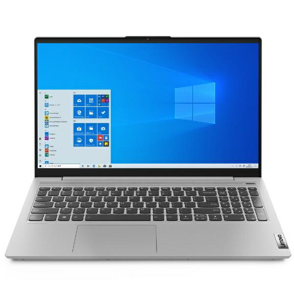 レノボジャパンLenovo81YQ002QJPノートパソコンIdeaPadSlim550プラチナグレー[15.6型/AMDRyzen5/SSD:256GB/メモリ:8GB/2020年6月モデル]
