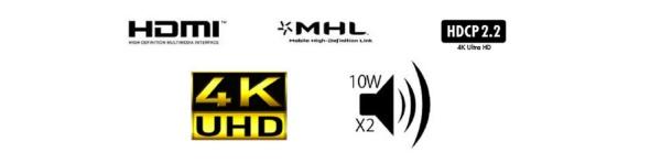 JAPANNEXTジャパンネクストJN-IPS7500TUHDPCモニター[75型/ワイド/4K(3840×2160)][75インチ液晶ディスプレイ液晶モニター]