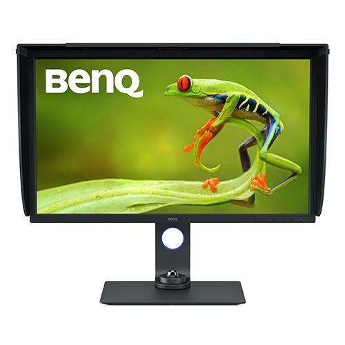 BenQベンキューUSB-C接続PCモニターダークグレイSW321C[32型/ワイド/4K(3840×2160)]