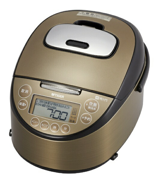 タイガーTIGERJKT-M180TK炊飯器ダークブラウン[1升/IH]
