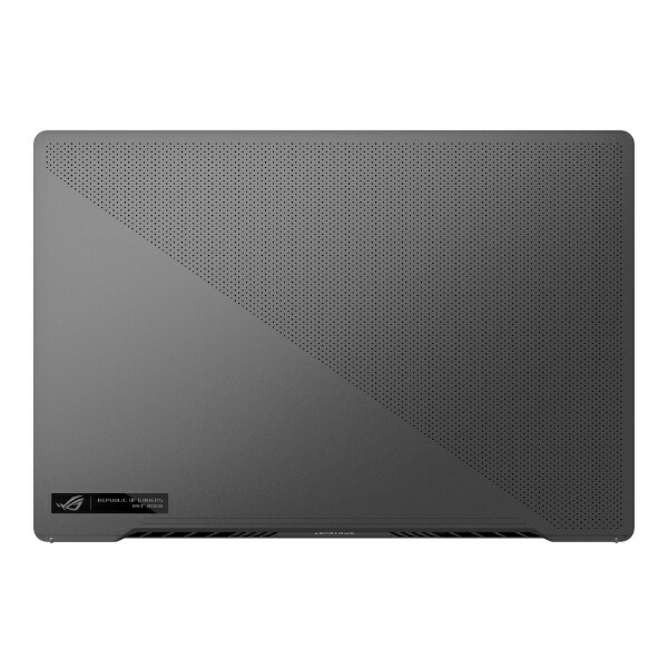 ASUSエイスースGA401IH-R7G1650FゲーミングノートパソコンROGZephyrusG14GA401IHエクリプスグレー[14.0型/AMDRyzen7/SSD:512GB/メモリ:8GB/2020年6月モデル]