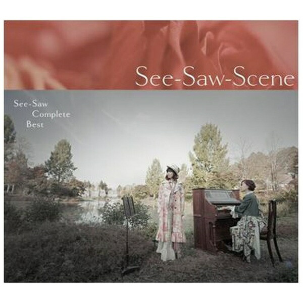 ビクターエンタテインメントVictorEntertainmentSee-Saw/See-SawCompleteBEST【CD】