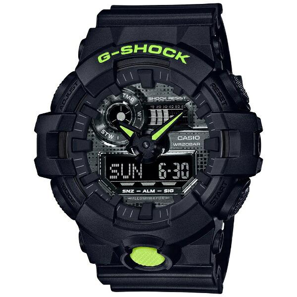 カシオCASIOG-SHOCK(Gショック)BlackandYellowGA-700DC-1AJF