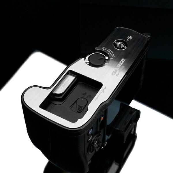 GARIZゲリズOLYMPUSOM-DE-M1MarkIII用本革カメラケースブラックXS-EM1IIIBK