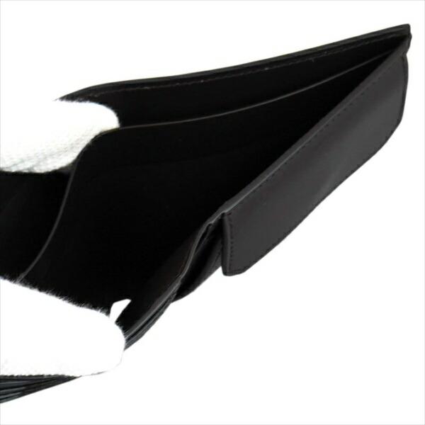 ダンヒルdunhill【正規代理店品】Dunhill(ダンヒル)二つ折り財布CHASSISカーボンブラックL2A232A